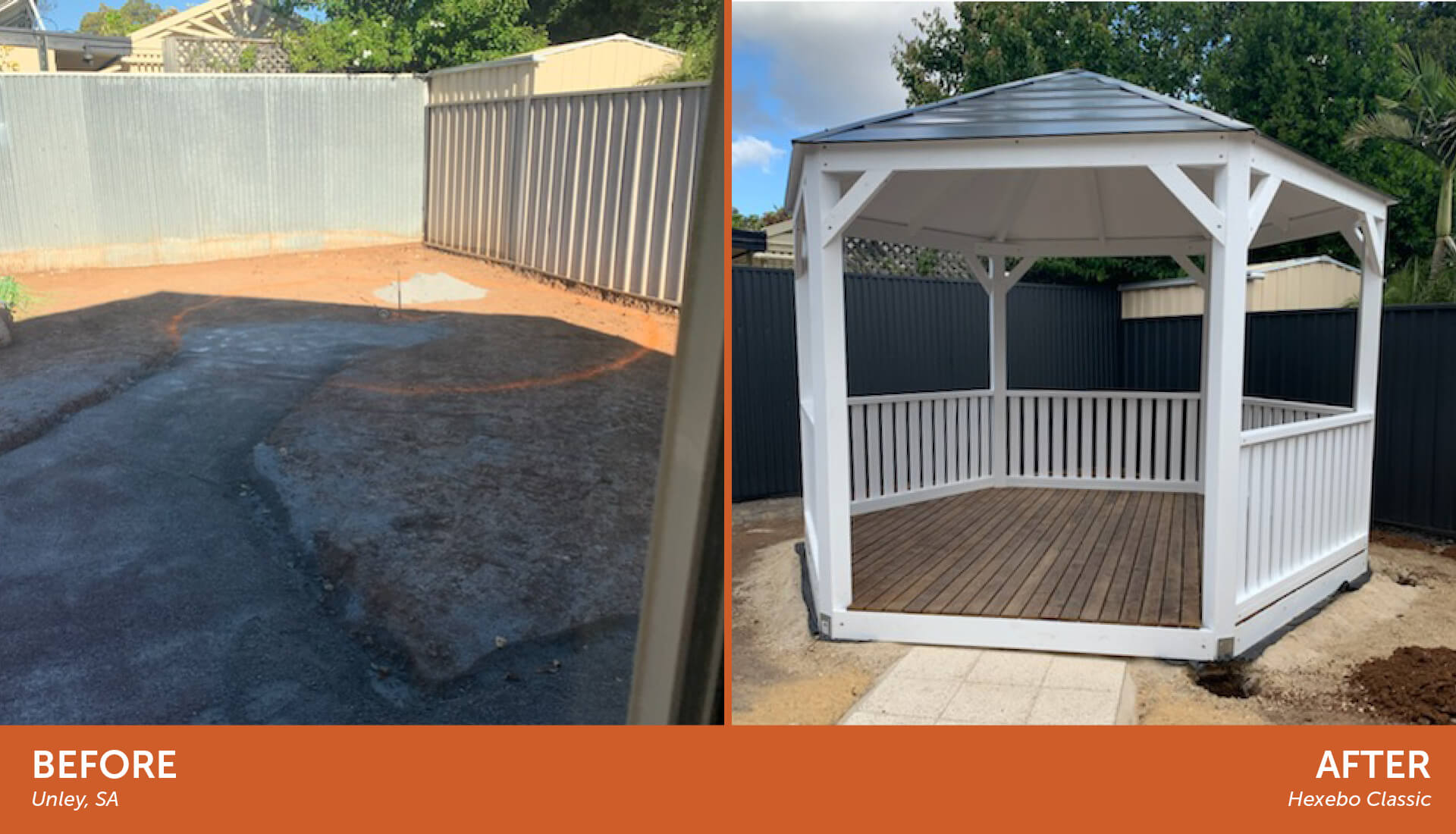 Outdoorable - Before & After
